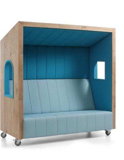 Sagada Bj mobiele lounge unit