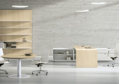 Sagada Fantoni MULTIPLICEO EXECUTIVE-LIGHT OAK VENEER
