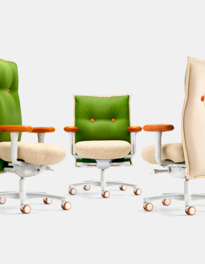 Sagada Loffler Brasilian Chair groep