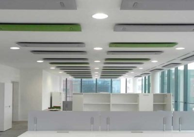 Sagada Mitesco plafond panelen