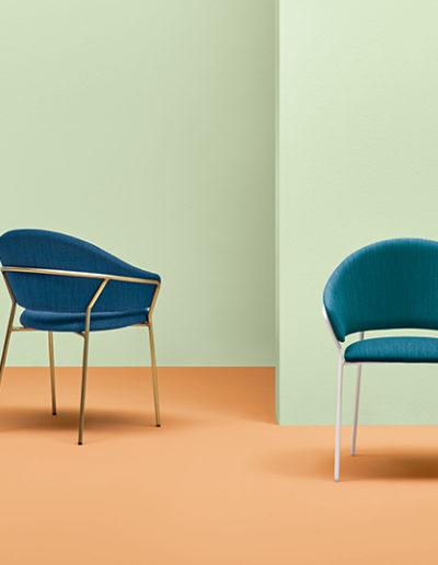 Sagada Pedrali Jazz-armchair