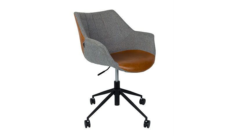 Sagada Zuiver Doulton office chair