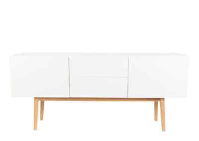 Sagada Zuiver High-on-wood table