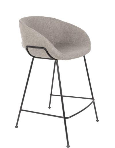 Sagada zuiver Feston counter stool